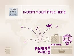 travel template powerpoint free travel powerpoint templates themes