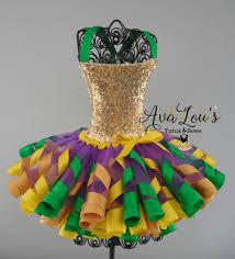 mardi gras skirt spiral tutu dress mardi gras tutu dress gold tutu dress