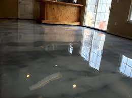 floor designer titanium and charcole pearl concrete floor with reflector designer