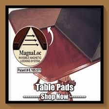 Table Protector Pads by Table Pads