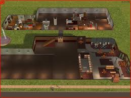 Halliwell Manor Floor Plan by Mod The Sims Friends Mansion Light Apartments Central Perk