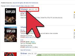 how to buy books movies and music at amazon 8 steps