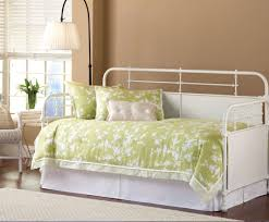 daybed bedroom metal headboards trundle bed day beds with