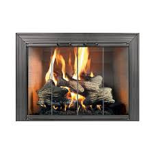 pleasant hearth glass fireplace door backyards how replace doors best new kit glass to install