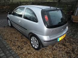 vauxhall silver vauxhall corsa 1 2 sxi 16v twinport 3dr manual in silver metalic