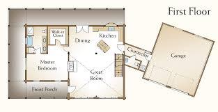 Small Log Cabin Floor Plans With Loft Log Cabin With Loft Floor Plans
