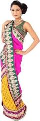 How To Drape A Gujarati Style Saree He Quest For How To Wear Gujarati Style Saree Now Meets Its