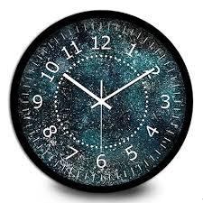 wohnzimmer len led rolex wall clock the best price in savemoney es