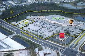 Oviedo Florida Map by Oviedo Fl Riverside Landings Retail Space Kimco Realty