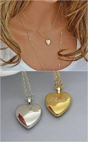 personalized heart locket locket necklace name locket necklace personalized heart