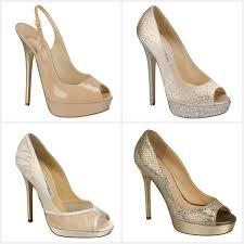Wedding Shoes Jimmy Choo Jimmy Choo Ivory Satin Bridal Shoes Archives Rock My Wedding