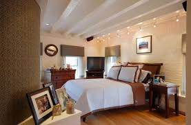 Lighting A Bedroom How To Use Track Lighting For Your Home S Interior
