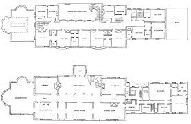 georgian mansion floor plans big houses in a different world new york social diary