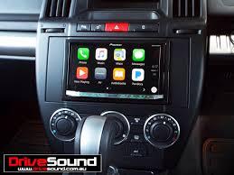 nissan canada apple carplay land rover freelander 2 with apple carplay installed by drivesound