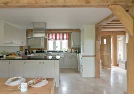 Images Of Cottage Kitchens - open kitchen with front door close by would be nice to have the