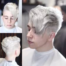 Mens Hairstyle For Big Forehead by Cleansed Toned Cut Fringe Hairstyles For Men Ultra Modern