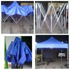Tenda Lipat Ukuran 3x3 jual tenda lipat portable ukuran 3x3 ready wa089512536226 di lapak