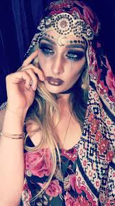 Diy Makeup Halloween by Best 20 Gypsy Makeup Ideas On Pinterest Fortune Teller Costume