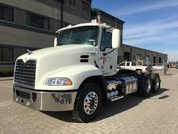 volvo mack dealer oberfields llc adds new mack trucks to growing operation
