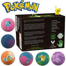 amazon com kids bath bombs gift set with surprise toys 6x5oz