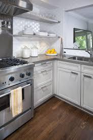 Matte Appliances San Francisco Grey Quartz Countertops Kitchen Modern With