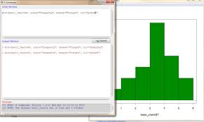 advanced graphs using excel working in rexcel in ms excel 2007