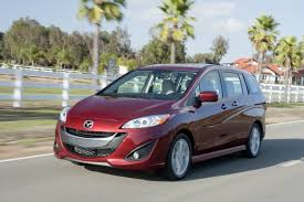 smallest cars review mazda 5 wired