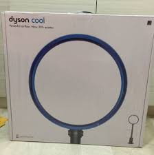 dyson am08 pedestal fan dyson am08 pedestal fan blue kitchen appliances on carousell