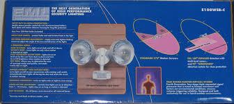 long range motion detector light amazon com eml technologies llc thermal true range electro optical