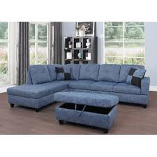 Sectional Sofa Blue Secure Img2 Fg Wfcdn Im 65245338 Resize H310 W