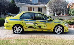fast and furious evo mitsubishi evolution from 2 fast 2 furious for sale autoguide com news
