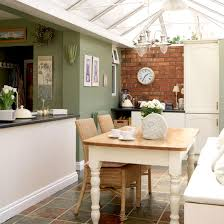 Kitchen Conservatory Ideas 10 Ways To Use A Conservatory Rustic Kitchen Conservatories And