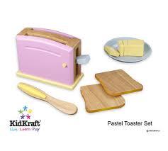 kidkraft island kitchen cyberlog new kidkraft pastel toaster play kitchen superstore