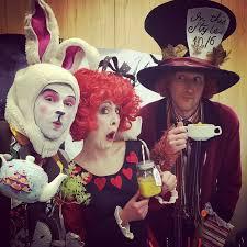 alice wonderland party entertainment