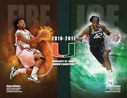 2010 11 university of miami women u0027s basketball media guide by