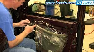 1998 Toyota Corolla Interior Door Handle How To Install Replace Inside Door Handle Toyota Avalon 95 99