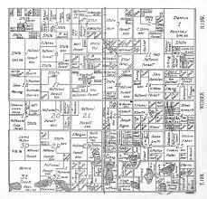 State Of Michigan Plat Maps by Lake Co Michigan Farm Plat Book