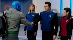 Seeking Trailer Cupid The Orville Review Season 1 Episode 9 Cupid S Dagger Sci Fi