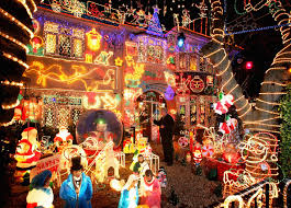 Exterior Christmas Decorations Best Outdoor Christmas Decorations Cbs News