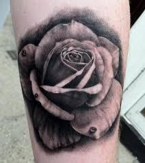 11 dark rose tattoo studio tatouage bras r 233 aliste fleur