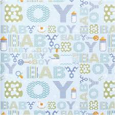 baby boy wrapping paper wrapping paper w 50 cm 80 g baby boy 5m 190420