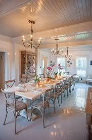 cottage style dining rooms 30 unassumingly chic farmhouse style dining room ideas
