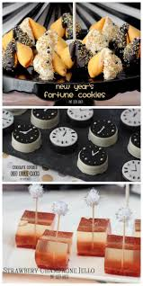 new year s fortune cookies throw the new year s party of a century with some no bake