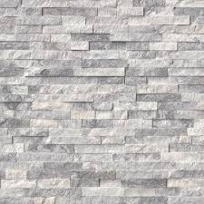 ledgestone ice gray marble 6