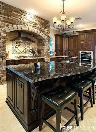 distressed black kitchen island black kitchen island with stools curved white acrylic modern bar