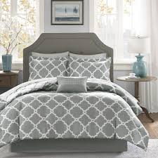 Madison Park Bedding Madison Park Essential Almaden Complete Reversible Bedding Set