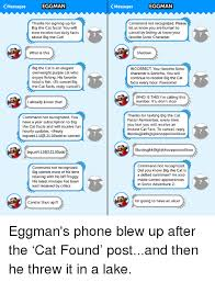 Cat Facts Meme - messages eggman thanks for signing up for big the cat facts you