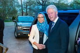 Where Do Bill And Hillary Clinton Live Yes Bill Clinton I Am A Muslim Who Loves America And Freedom