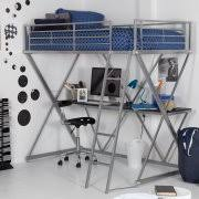 Bunk Bed With Desk Full Bunkbeds With Desk Under