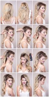 hair tutorial 10 best braided hair tutorials images on pinterest hairstyles